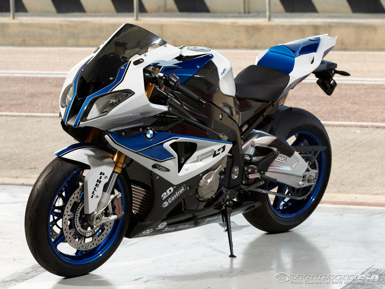 BMW HP4 2013 ~ Bike Special