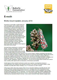 Emoth newsletter January 2016