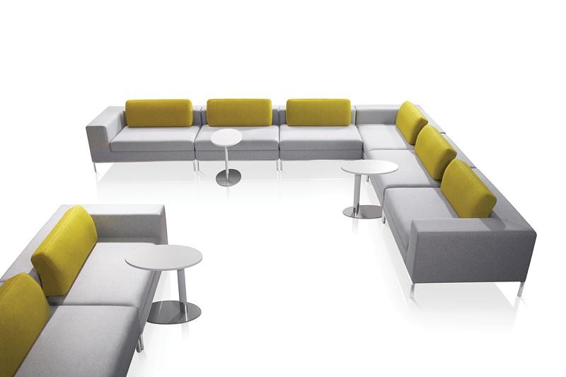 Verve Reception Seating