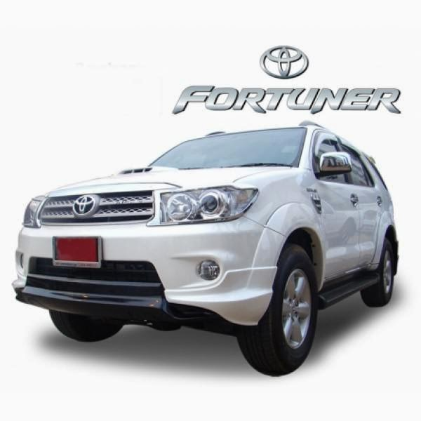 Body Kit Toyota Fortuner TRD II