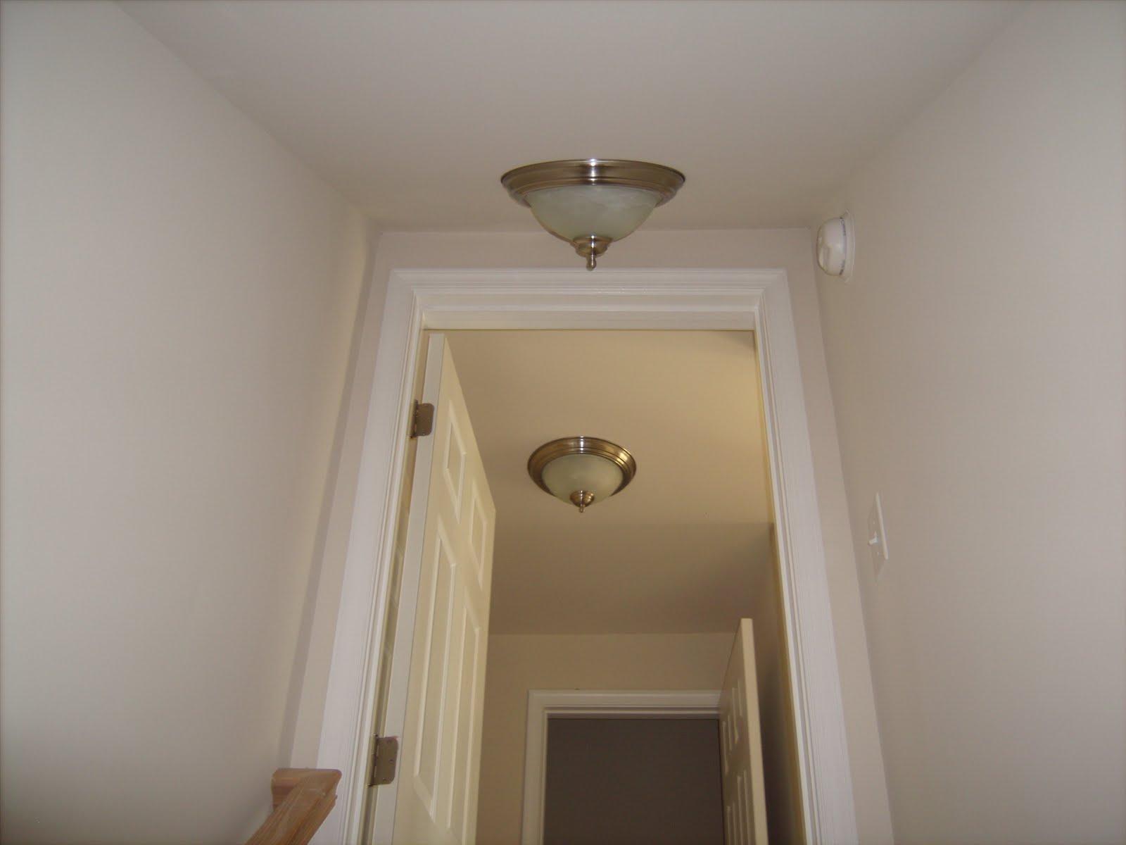 Weird Lighting In Basement
