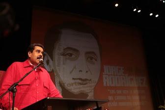 Maduro: A mí no me gusta celebrar el aniversario de Caracas