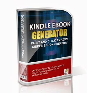 Kindle eBook Generator MRR