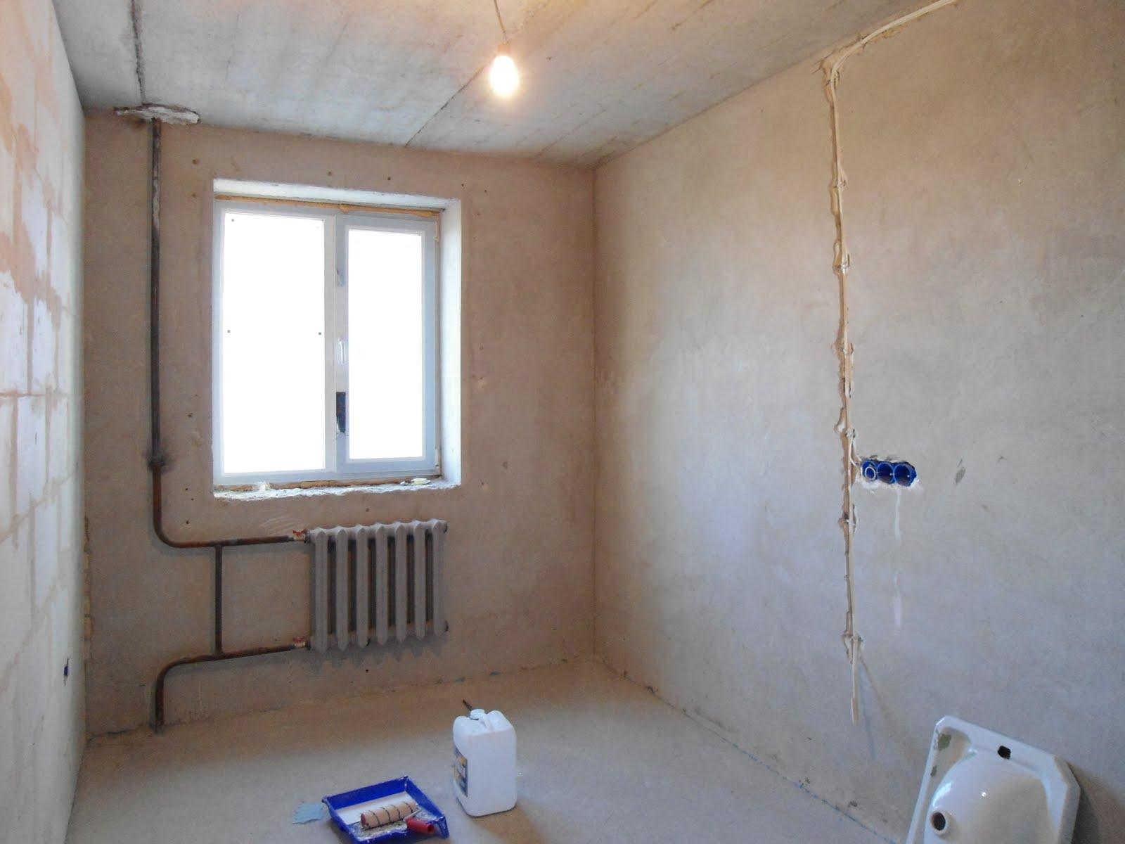 Ремонт в квартире с нуля в новостройке - услуги 23