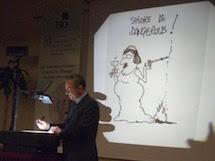 Chi è il vignettista Roberto Mangosi? conosciamolo meglio