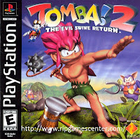 Tomba 2 game