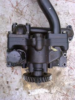 Yanmar Engine Lube Oil Priming Pump for Sale