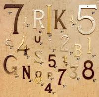 números, palabras, capcha,