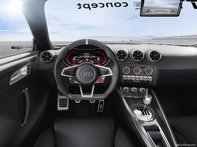 Wörthersee 2013 : Audi TT Ultra Quattro Concept