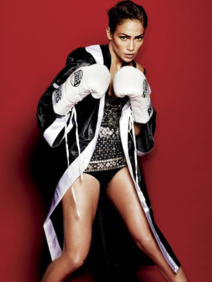 Jennifer Lopez photos V Magazine, Mario Testino