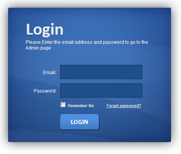 How to create a Login Form in PHP ~ ProjectsLanka.com
