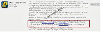 imagen del mensaje de dragon city