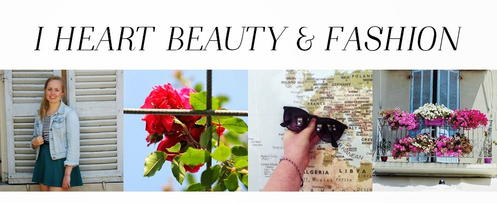 I Heart Beauty and Fashion