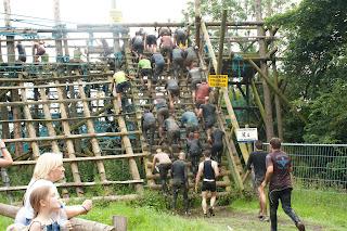 Tough Guy - Toughest obstacle course