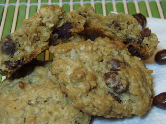 Oatmeal Cookie with Coconut Recipe