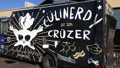 Culinerdy Cruzer Food Truck