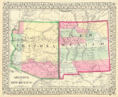 Tucson Arizona/New Mexico