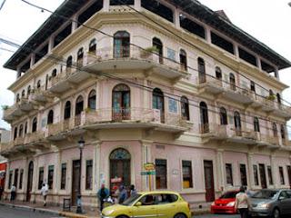 Hôtel Mercedes à Santiago
