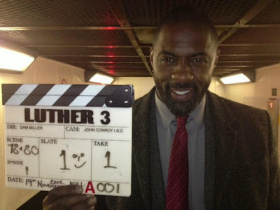 Luther - Series 3 - First Set Photo