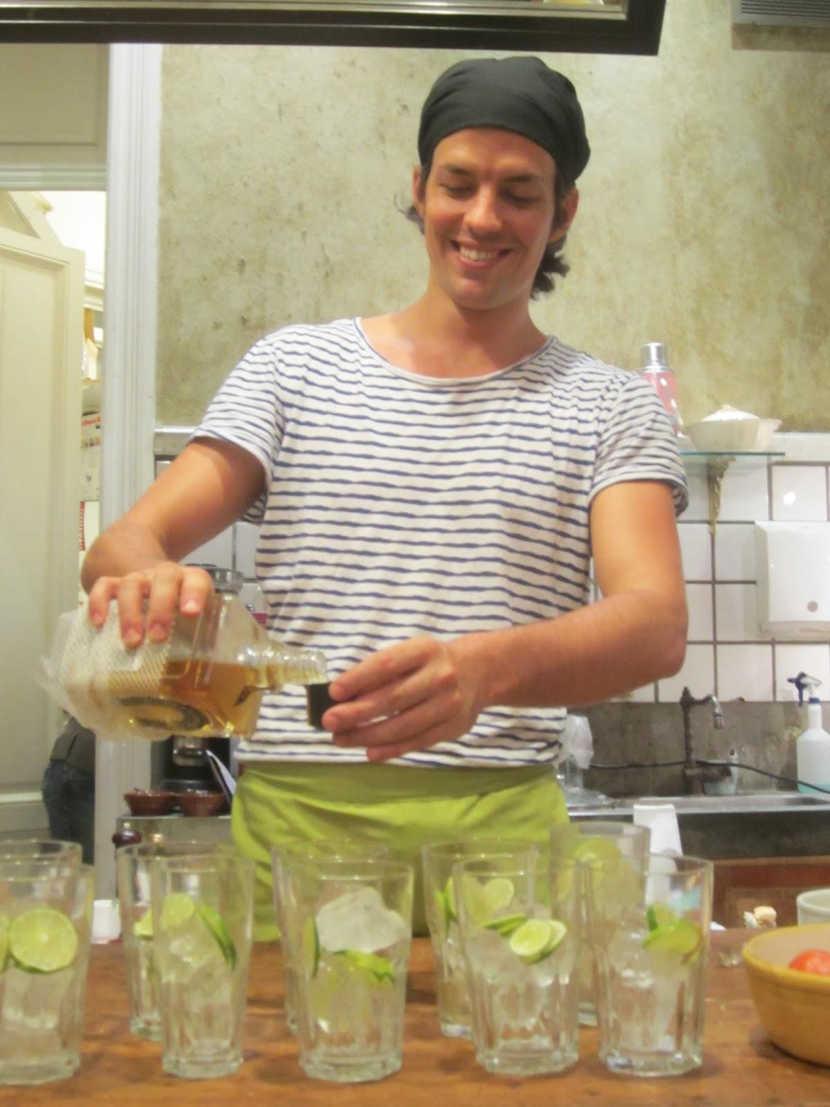 Preparando Mexicolas