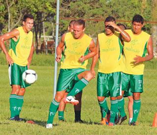Oriente Petrolero - Danilo Carando - DaleOoo.com web del Club Oriente Petrolero