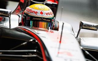 Lewis Hamilton 2012 Contract