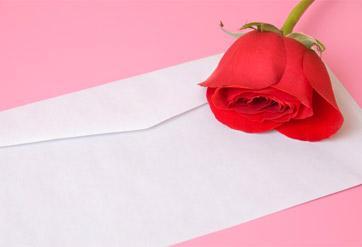 قمة الرومانسية..اكتبى لحبيبك بطاقة رومانسية.. بخط يدك !!!!!