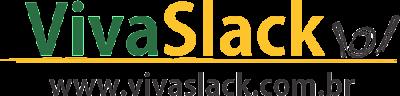 logovivaslack - Viva Slack. Viva a Vida!