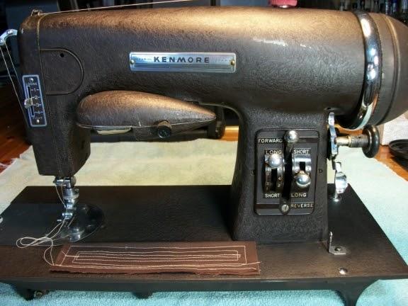 free kenmore sewing machine manuals