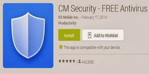CM Security KS Mobile