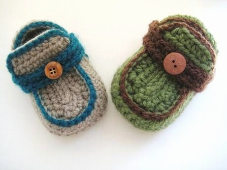 Free Crochet Baby Booties Patterns. on Pinterest | 161 Pins