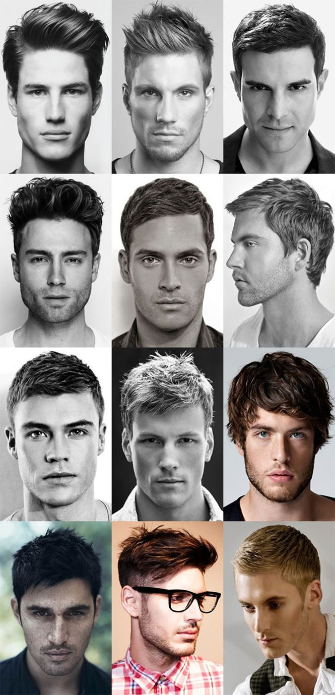 Hairstyle 2016 Ideas: Trending Hairstyles for Short-Haired Guys