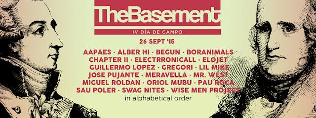 TheBasement presenta Día de Campo * Round 4