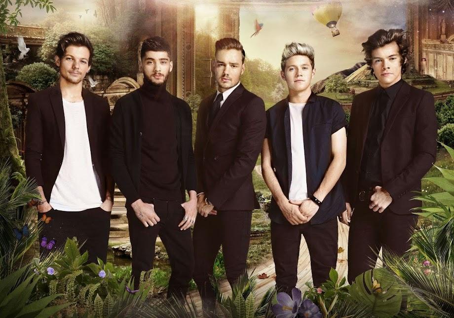 Najlepsze Polskie Imaginy One Direction