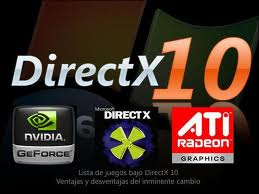 download directX 9.0c, directX 10, directX 11