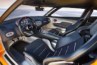 Kia GT4 Stinger Concept (2014) Interior 1