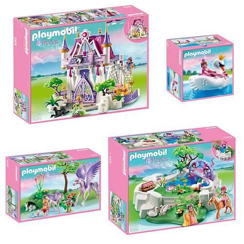 Brickstoy New Playmobil Princess Castle And Accessories