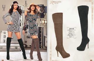 Cklass  botas de moda colección  otoño invierno 2015