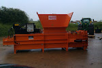Baler supplied by Landfill Alternatives