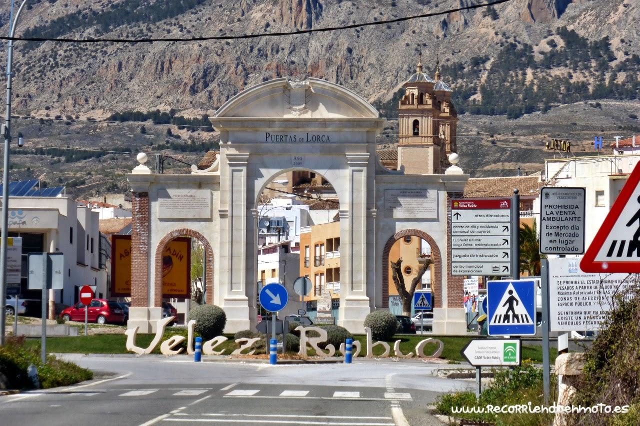Puerta de Lorca, Vélez Rubio