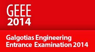 GEEE 2014 exam