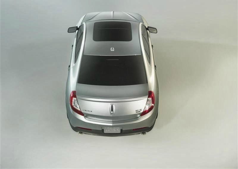 صور سيارة لينكولن ام كي اس 2013 Lincoln MKS