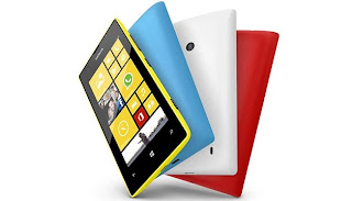 Nokia Lumia 520 Windows Phone 8 Harga Murah