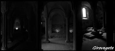 abbadia san salvatore cripta