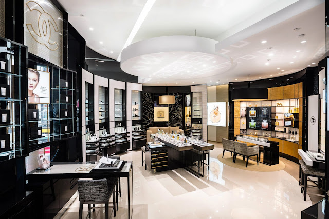Chanel Hong Kong collection 2013 Hysan Place boutique store new opening Italia La Rinascente Ombres Matelassées Pearl River Le Vernis Eastern Light Western Light