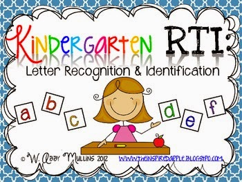 RTI for K: Letter ID