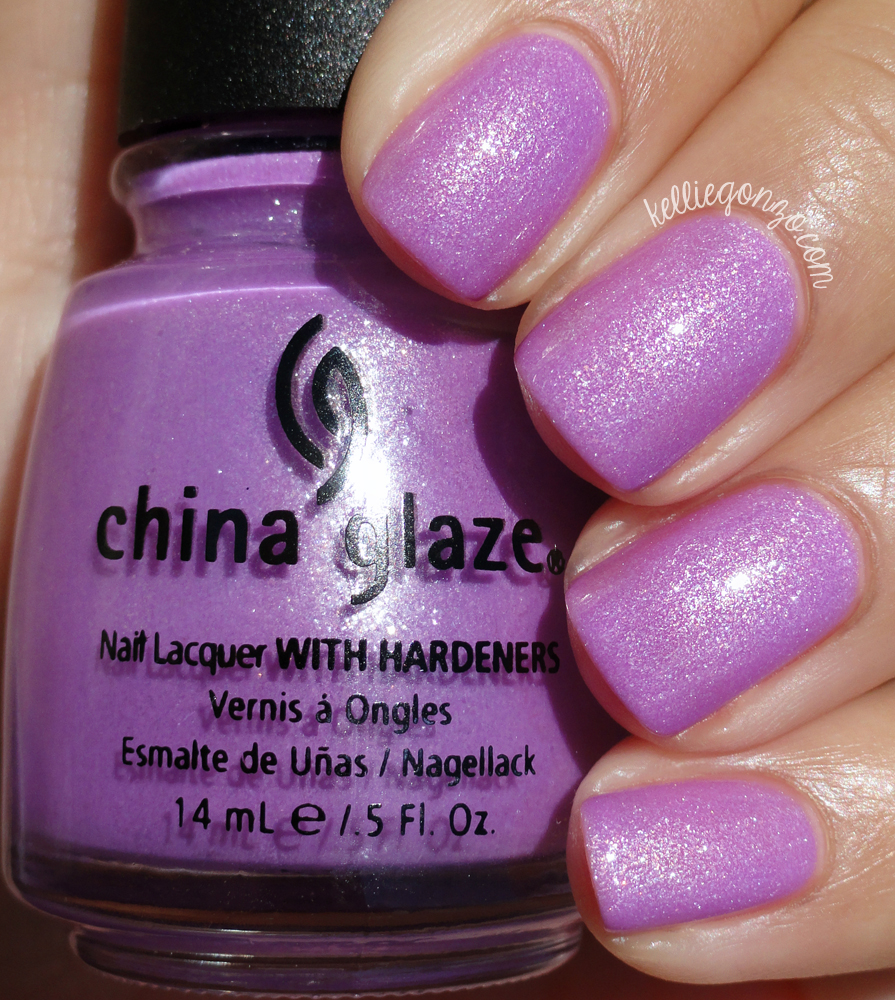 China Glaze No Way José Tequila Toes collection