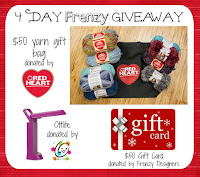 4 Day Frenzy Giveaway