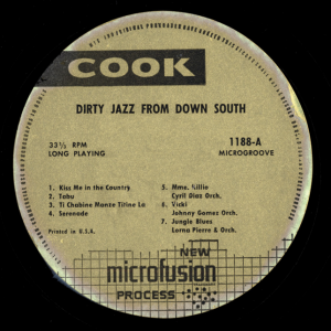 Spice up your next meal with this Dirty Jazz playlist !