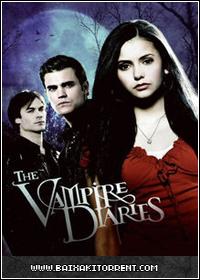 Capa Baixar Série Diário de um Vampiro 1ª, 2ª e 3ª temporada completa Dublado HDTV   AVI   Torrent Baixaki Download